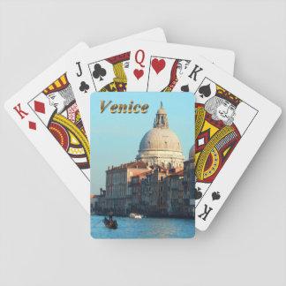 Santa Maria della Salute Basilica Poker Cards