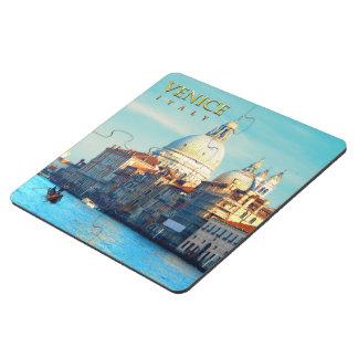 Santa Maria della Salute Basilica Puzzle Coaster