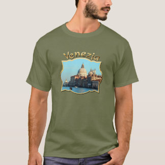 Santa Maria della Salute Basilica T-Shirt