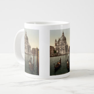 Santa Maria della Salute I, Venice, Italy Large Coffee Mug