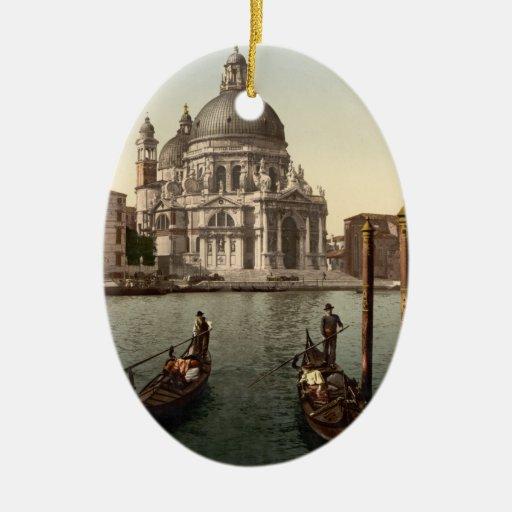 Santa Maria della Salute I, Venice, Italy Ornaments
