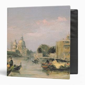 Santa Maria della Salute, Venice, 19th century Binder