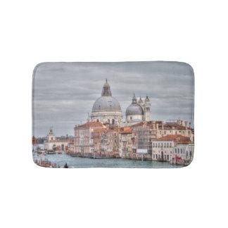 Santa Maria della Salute, Venice Italy Bathroom Mat