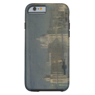 Santa Maria Della Salute, Venice, Moonlight, 1863 Tough iPhone 6 Case
