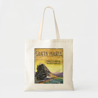 Santa Maria - distressed Tote Bag
