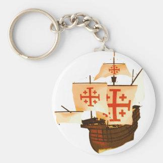 Santa Maria Key Chains