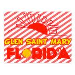 Santa María, la Florida la cañada Postales