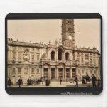 Santa María Maggiore, obra clásica Photochr de Rom Tapete De Ratones