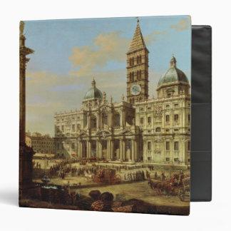 Santa Maria Maggiore, Rome, 1739 Binder