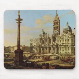 Santa Maria Maggiore, Rome, 1739 Mouse Pads