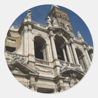 Santa Maria Maggiore Sticker