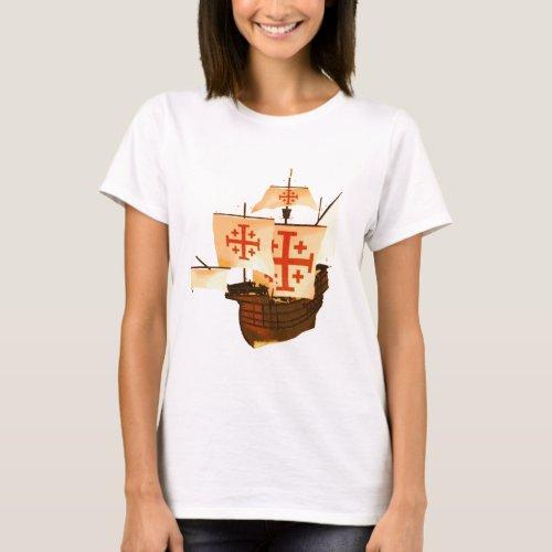 Santa Maria T_Shirt