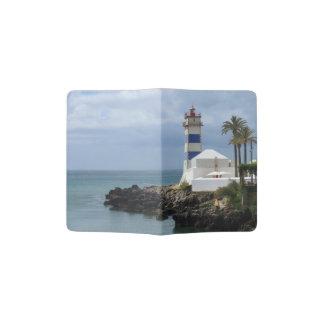Santa Marta lighthouse Passport Holder