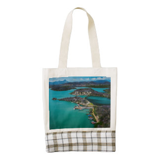Santa Martha Bay Zazzle HEART Tote Bag