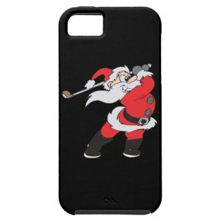 Santa Means Business iPhone 5 Cases