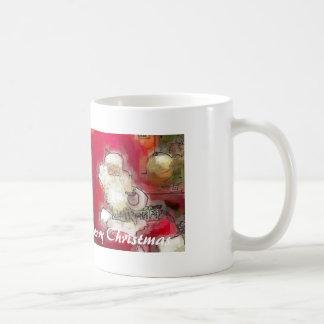 Santa, Merry Christmas Coffee Mug