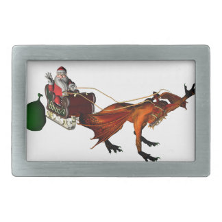 Santa místico:) hebillas de cinturon rectangulares