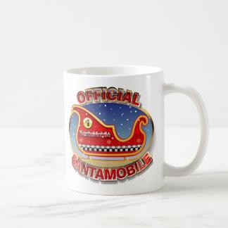 Santa-Mobile - The Reindeer-less Sleigh Coffee Mug