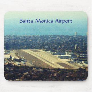 Santa Monica Airport Mouse Pad