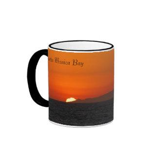 Santa Monica Bay Mug