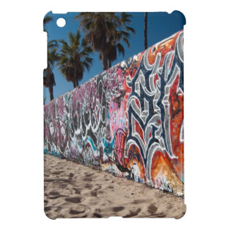 santa monica beach iPad mini case