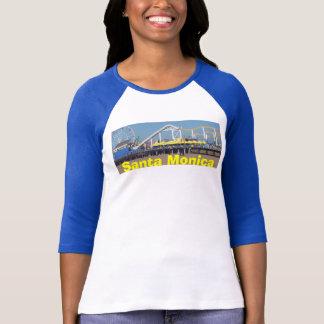 Santa Monica Beach Pier Shirts