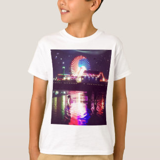 Santa Monica Beach T-Shirt