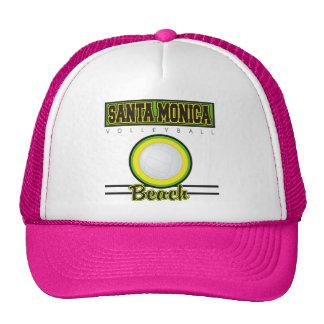 Santa Monica Beach Volleyball Mesh Hat