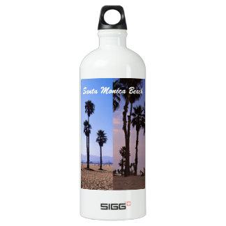 Santa Monica Beach Water Bottle