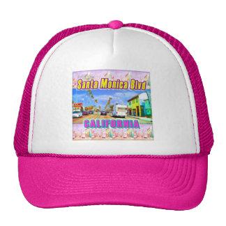 """Santa Monica Blvd 1"" Hat"