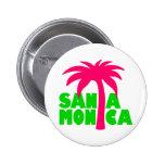 Santa Monica Buttons