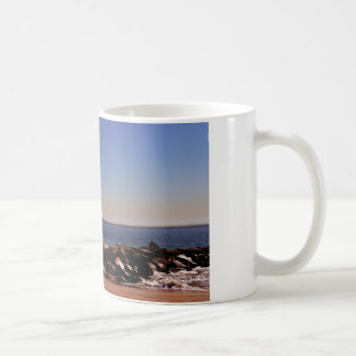 Santa Monica, CA Oceanview Coffee Mug