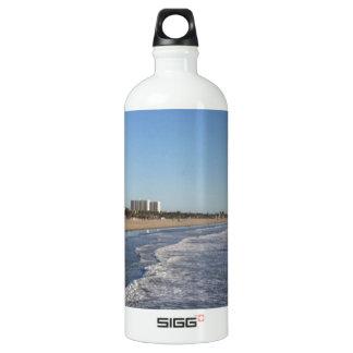 Santa Monica, CA Shoreline Aluminum Water Bottle