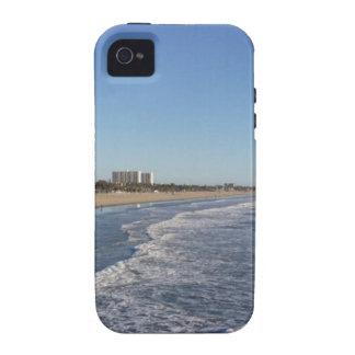 Santa Monica, CA Shoreline Vibe iPhone 4 Case