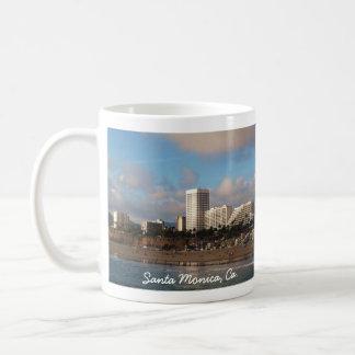 Santa Monica, Ca. Souvenir Mug