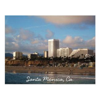 Santa Mónica, CA Tarjetas Postales
