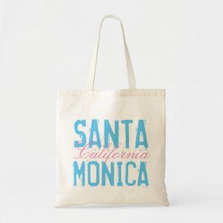 Santa Mónica California Bolsa Tela Barata