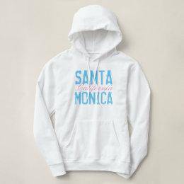 Santa Monica California Hoodie