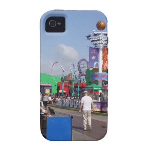Santa Monica, California iPhone 4 Cover