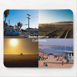 Santa Monica - California Mouse Pad