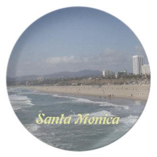 Santa Mónica, California Platos