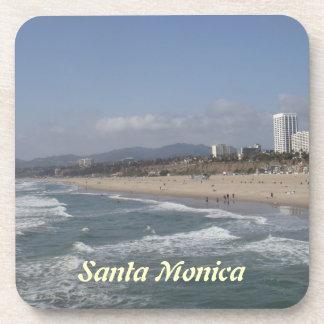 Santa Mónica, California Posavasos De Bebida