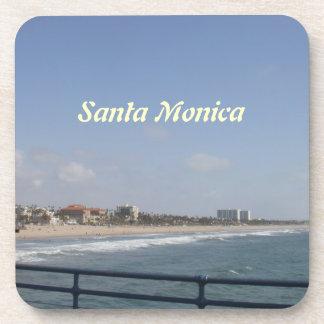 Santa Mónica, California Posavasos De Bebidas