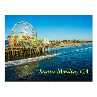 Santa monica postcards zazzle for Santa monica fish company