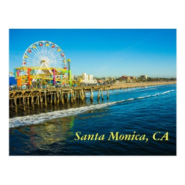 Timothyolearyphotos Santa Monica California Postcard