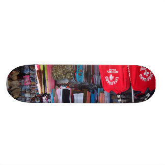 Santa Monica, California Skateboard Deck
