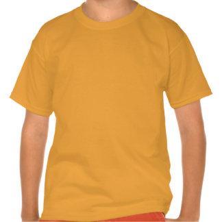 Santa Mónica California Smilie embroma la camiseta Playera