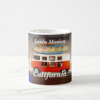 Santa Mónica, California Taza Clásica
