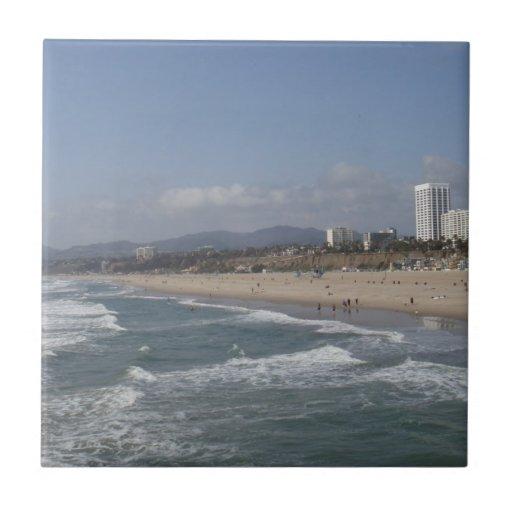 Santa Monica, California Tiles