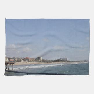Santa Monica, California Towels
